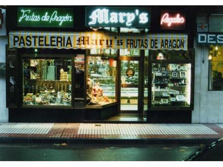 Fachada Pastelería Marys